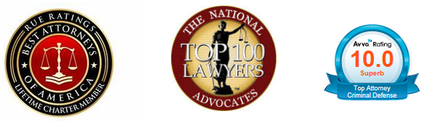 Top attorney awards
